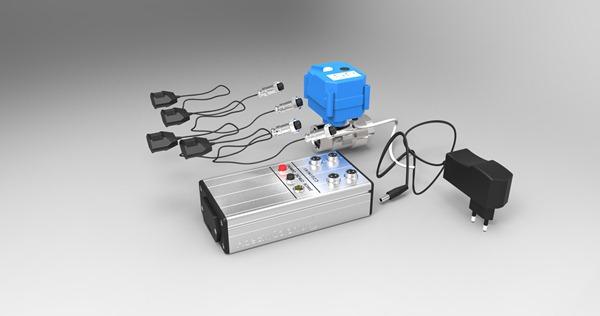 centrala sterujaca systemem przeciw zalaniowym